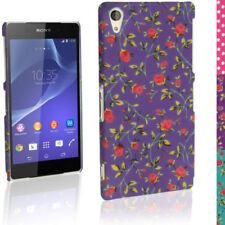 Custodie preformate/Copertine Per Sony Xperia Z in plastica per cellulari e palmari