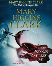Mary HIGGINS CLARK / The MELODY LINGERS ON       [ Audiobook ]