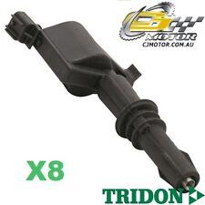 TRIDON IGNITION COIL x8 FOR Ford  Falcon - V8 BA - BF 09/02-04/08, V8, 5.4L