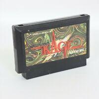 Famicom KAGE Yami no Shigotonin Cartridge Only Nintendo 162 fc