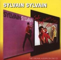SYLVAIN SYLVAIN - SYLVAIN / SYL SYLVAIN AND THE TEARDROPS 2ON1 CD (New & Sealed)
