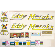 Eddy Merckx Choices Corsa set of decals vintage