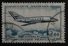 Timbre poste. France. PA.42. Mystère 20. année 1965