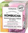 Soraya 96% Natural Moisturizing Day Cream Kombucha Ginseng Betain 75ml