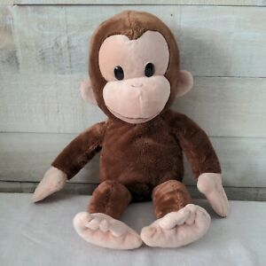 CURIOUS GEORGE PLUSH TOY APPLAUSE by Russ for Kohls Exclusive 16 in. Monkey