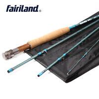 2.7M/9FT New Fly Fishing Rod Portable Aluminum Alloy Steel Travel Fishing Poles