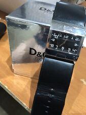 D&G Dolce & Gabbana Men's Watch Rrp $350 Sell $80