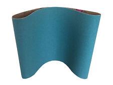 """7-7/8"""" x 29-1/2"""" Floor Sanding Belts Zirconia Cloth Belts (10 Pack, 100 Grit)"""