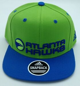 NBA Atlanta Hawks Adidas Adult Adjustable Fit Structured Cap Hat Beanie NEW!
