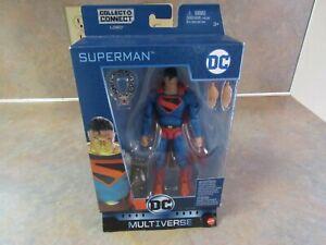 2018 MATTEL DC MULTIVERSE SUPERMAN LOBO SERIES FIGURE