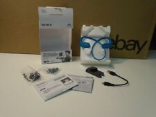 Sony NW-WS413 4GB Wearable Waterproof Sports MP3 Player Walkman - Blue