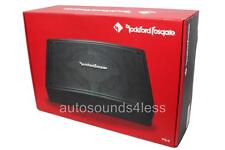 """Rockford Fosgate PS-8 150 Watts 8"""" Powered Amplified Subwoofer Enclosure Box"""