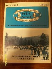 SEP 1983 WPC NEWS WALTER P CHRYSLER CLUB VOL 15 # 1 14th Natnl meet LAKE TAHOE