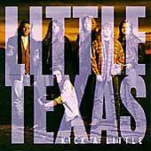Little Texas - Kick a Little (CD, Sep-1994, Warner Bros.)