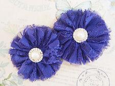 BALLERINA LACE PURPLE Single Flower EACH - BEAUTIFUL YOU Range approx 7cm