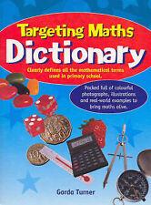 Targeting Maths Dictionary, Garda Turner, Pascal Press (NEW)