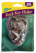 Fake Rock Key Hider Home Garden Key Safe Storage House Door