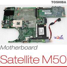 Placa base motherboard para portátil toshiba satellite m50 -101 157 k000030020 028