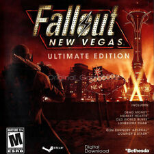 Fallout New Vegas Ultimate Edition Steam key PC Digital Download Code Global