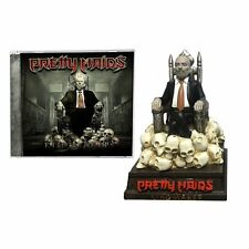 PRETTY MAIDS - KINGMAKER (LIMITED .BOXSET)   CD NEW+