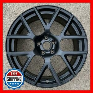 "DODGE CHARGER CHALLENGER 2015-2019 Factory Wheel 20"" Rim 2527 Black #R"