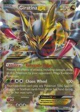 Pokemon 1x  Giratina-EX - 57/98 - Rare Holo ex Moderate Play Ancient Origins Eng