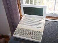 Apple IIc C-VUE LCD Display Panel ASW4001 by SWI International Systems