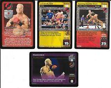 WWE RAW DEAL - 4X Card Jon Heidenreich LOT *FREE SHIPPING* Rares UR JH