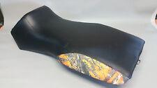 Polaris Magnum 325 Seat Cover 1999-2002 in 2-TONE DRT CAMO /& BLACK front