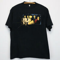 Vintage THE CURE WISH Tour 1992 T-Shirt VTG 90s Black Tee The Smiths