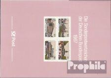 BRD (BR.Duitsland) 1987 postfris Officiële Jaarboek de Duits Post met Berlijn
