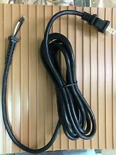 WAHL Clipper  Replacement Cord With Two Hole Wire End
