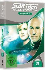 STAR TREK: THE NEXT GENERATION, Season 3 (6 DVDs) NEU+OVP