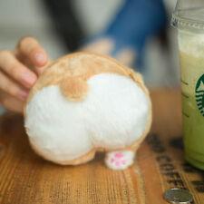 Shiba Inu Muuuuuuuco Itoshi no Muco Doge 3D Corgi Butt Ass Wallet Coin Bag