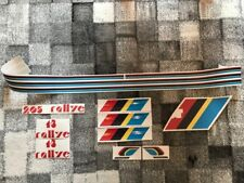 KIT COMPLET, Stickers autocollants, Peugeot 205 Rallye Talbot Sport