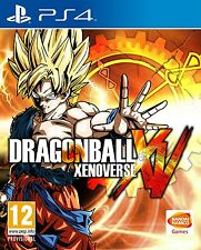 Dragon BALL XENOVERSE | PlayStation 4 PS4 (NUOVO)