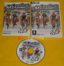 PRO CYCLING MANAGER STAGIONE 2008 Pc Versione Ufficiale Italiana»»»»» COMPLETO