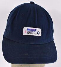 Navy Blue BMW Breast Cancer Embroidered baseball hat cap adjustable strap