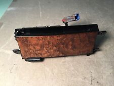 98-00 OEM Lexus SC300 SC400 Wood Grain Front Ash Tray receptacle assembly