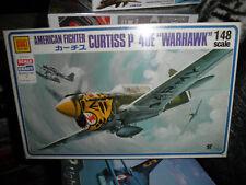 1/48 Curtiss P-40 WARHAWK WWII Fighter by Otaki SEALED! NICE!