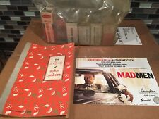 Mad Men ScreenBid: Trudy Campbell's Kitchen Items - On Screen Props