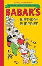 Babar's Birthday Surprise    (Original Laurent de Brunhoff)   UNUSED