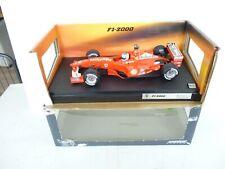 Hot Wheels F1 - Rubens Barrichello - 2000 - Ferrari F2000 - 1/18 NM BOX