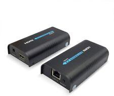 AGPtek 1080 P HDMI su Ethernet 100 m LAN RJ45 CAT5 CAT6 Full HD  - PC000120