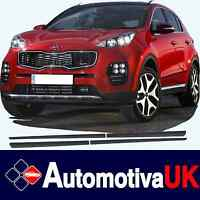 KIA Sportage Mk4 Rubbing Strips | Door Protectors | Side Protection Mouldings