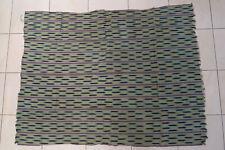 Altes Wickeltuch für Frauen Baule CF88 Old Bauole Cloth Tissu Afrozip