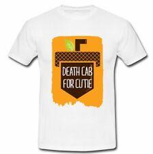 DEATH CAB FOR CUTIE TOUR 2011 THE CRYSTAL BALLROOM ROCK BAND T-SHIRT S M L XL 2X