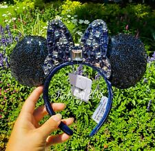 2020 Disney Disneyland 65th Anniversary 65 Years of Magic Minnie Ear Headband