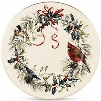 Lenox Winter Greetings Dinner Plates, Set of 4