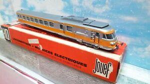 RTG-Turbo train  .  Motrice en boite  en bon état